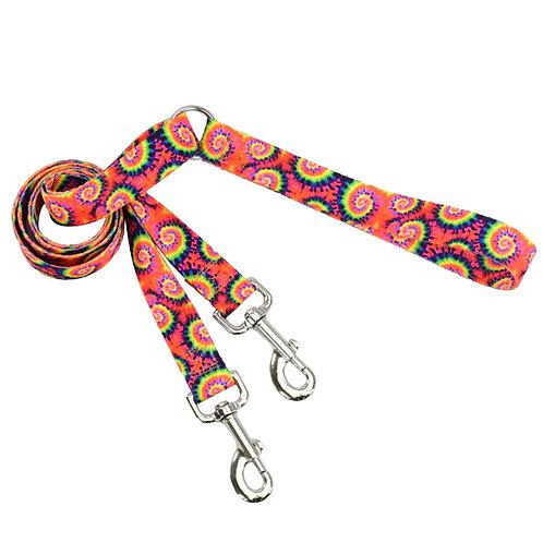 Euro Leash - Classic Tie Dye - Earthstyle