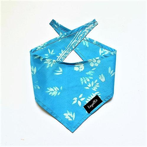 Beachy Blue Batik