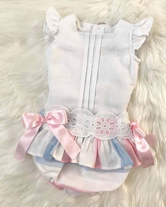 RAYA TWO PIECE SET BABY GIRL