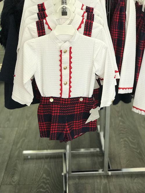 'Kristian' Shirt and Shorts