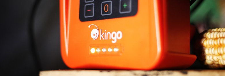 CO2 offset credits from Kingo energy
