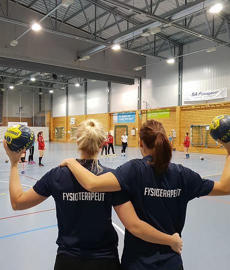 Skadeforebyggende trening fysioterapi