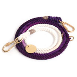 Ombre Cotton Rope Dog Leash, Adjustable