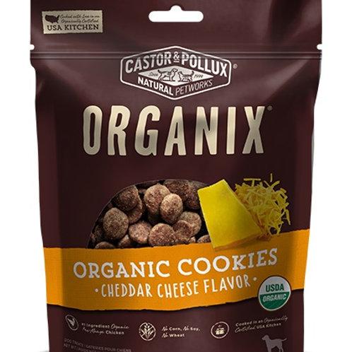 Castor & Pollux: Organix® Organic Cookies - Cheddar Cheese