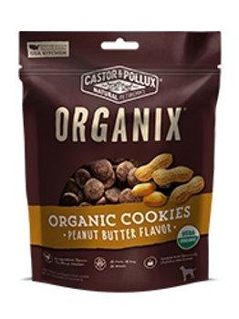 Castor & Pollux: Organix® Organic Cookies - Peanut Butter
