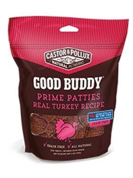 Castor & Pollux: Good Buddy® Turkey Patties