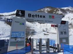 Telesiege Bettex