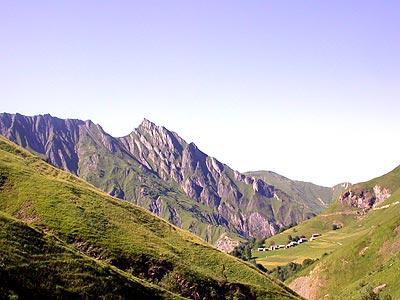 Vallée des Belleville