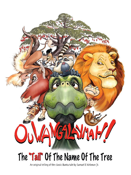 """Ouwangalaymah! The""""Tail"""" of the Name of the Tree"""