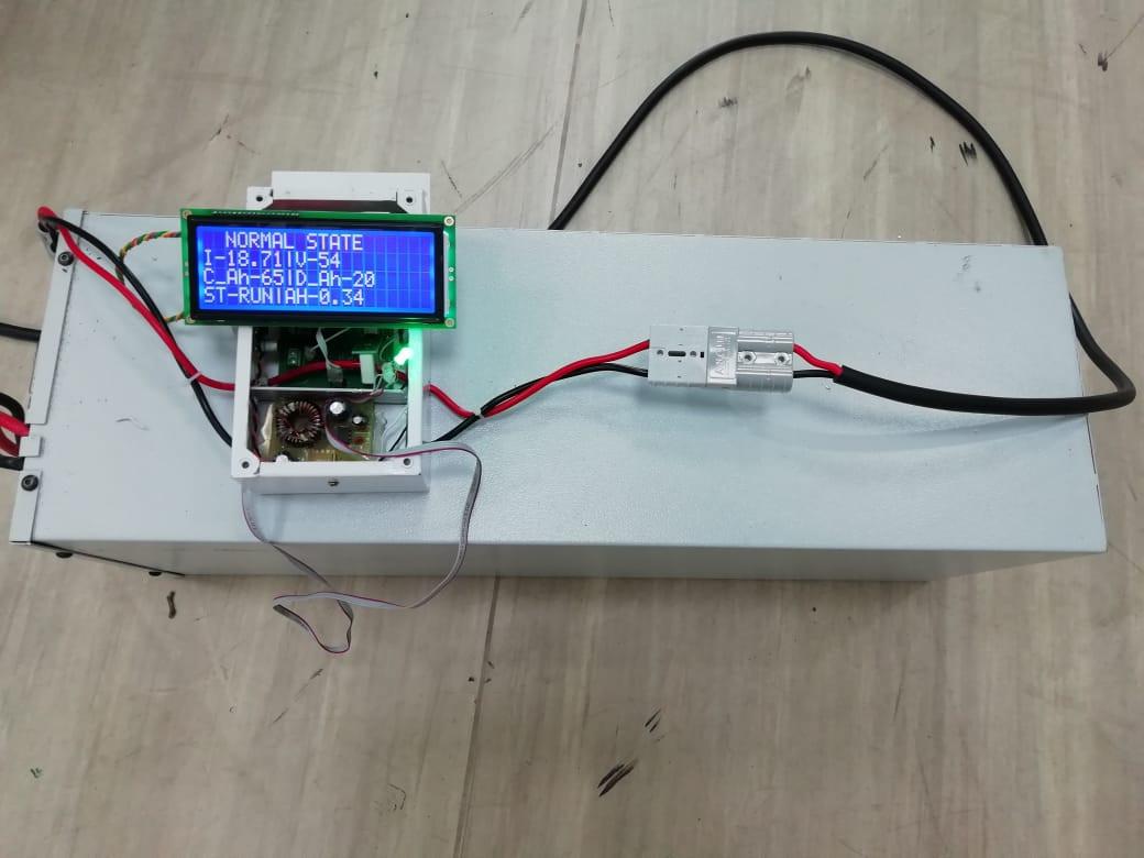 EV Management System Prototype 1.0