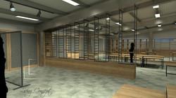 Vizualizácia predajne/showroomu