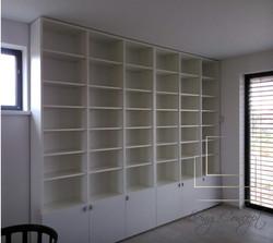 Knižnica na mieru