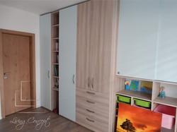 Dievčenská izba na mieru