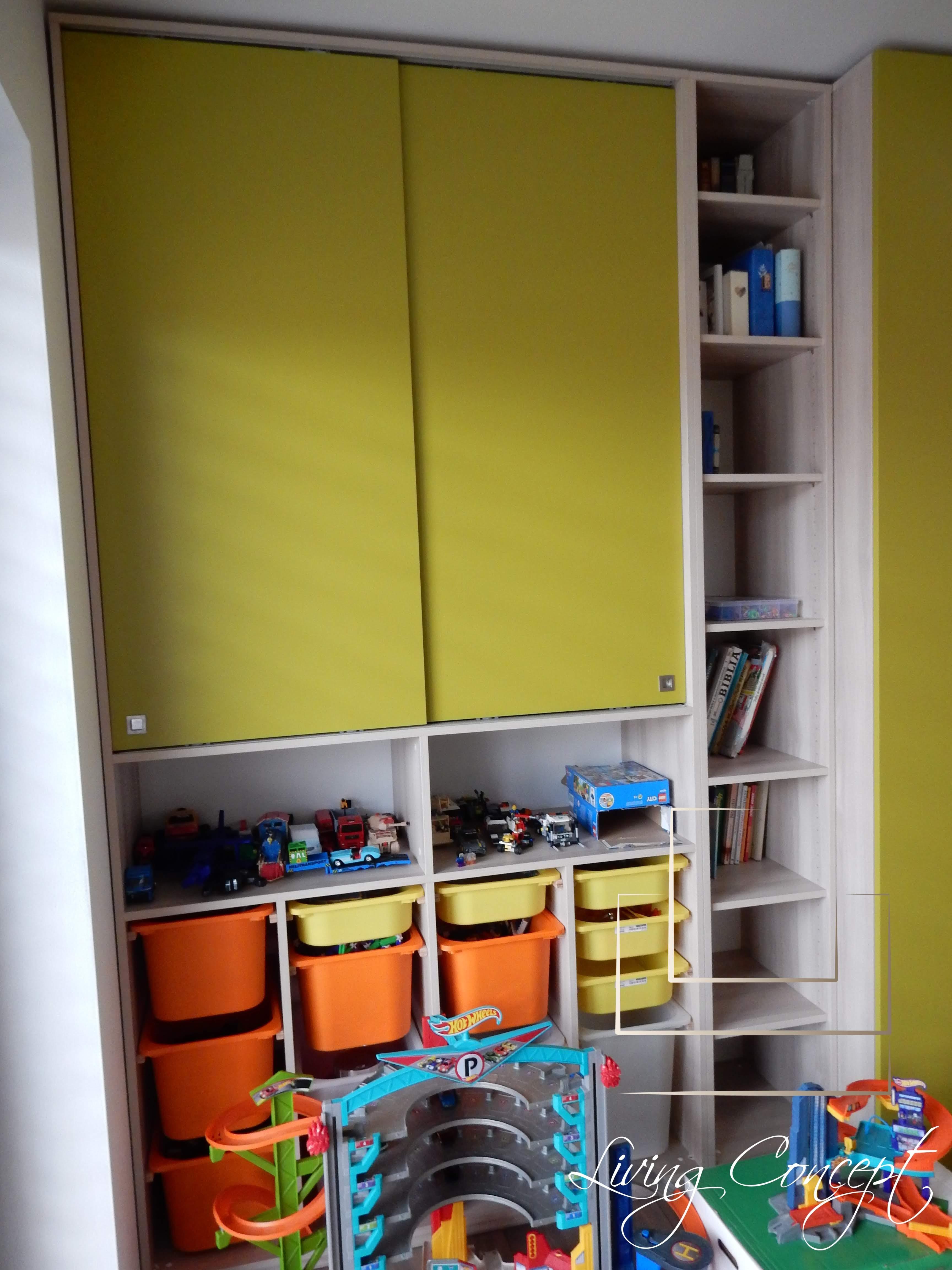 Chlapčenská izba na mieru
