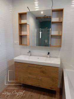 Kúpelňová skrinka