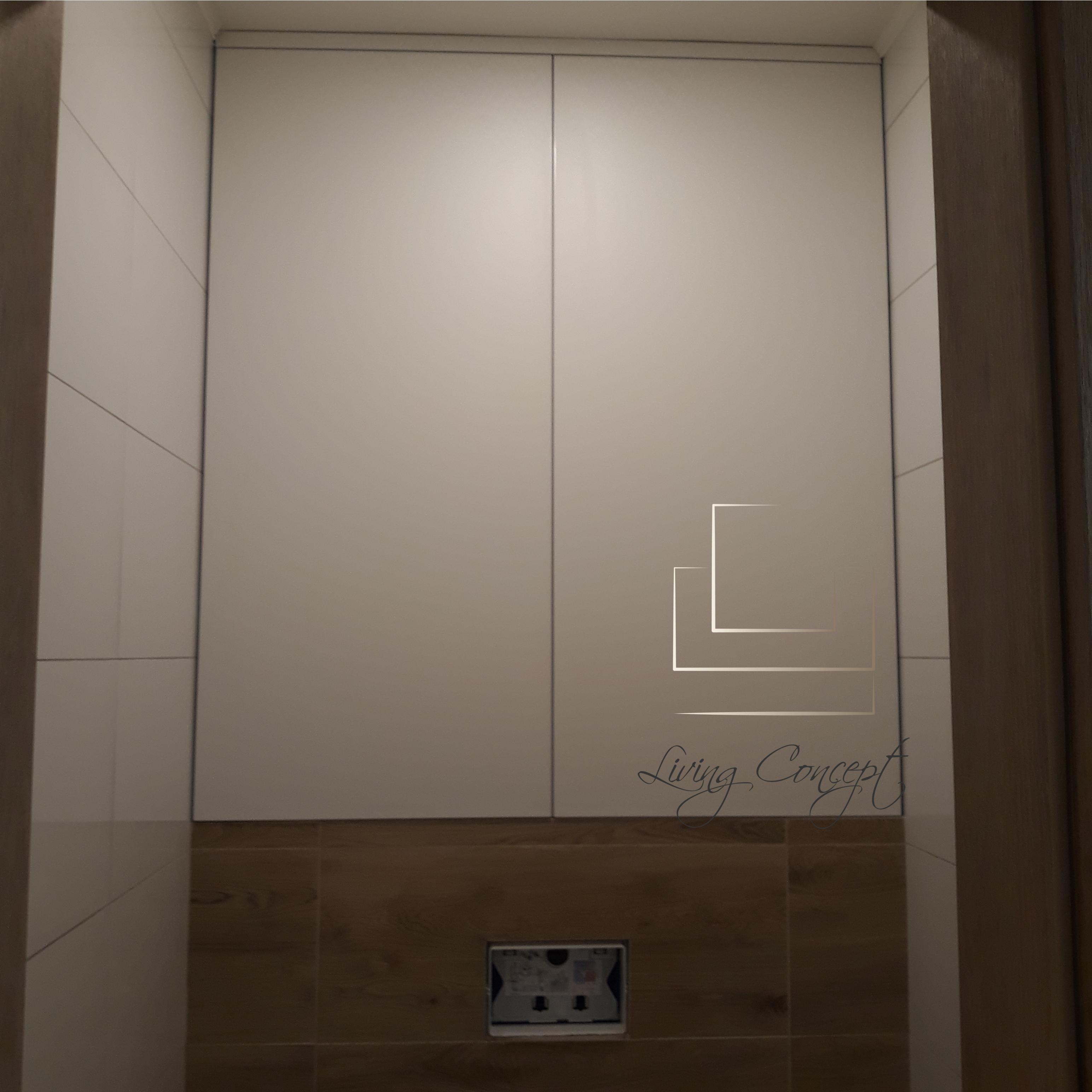 WC skrinka