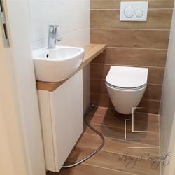 Skrinka vo WC