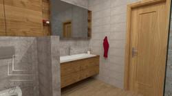 Návrh a vizualizácia kúpelne