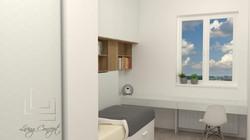 Návrh a vizualizácia izby