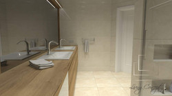 Návrh a vizualizácia kúpeľne