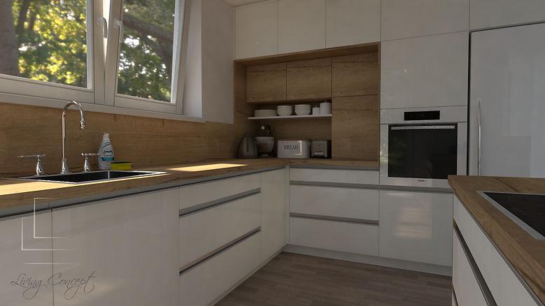 návrhy interiérov, vizualizácie, interiérový dizajn