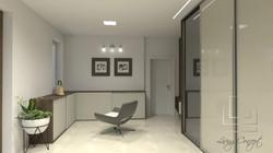 Návrh a vizualizácia vstupnej haly