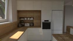 vizualizácia kuchyne