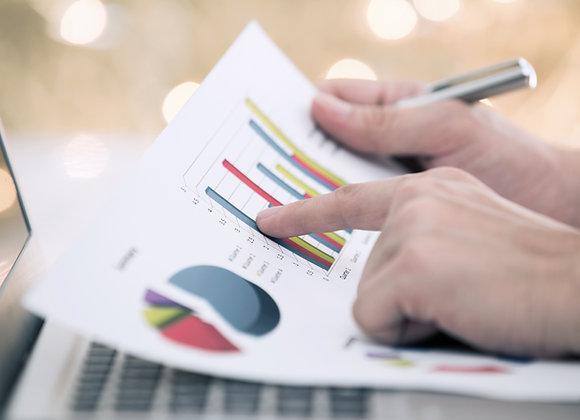 Учет доходов и расходов в малом бизнесе | готовое решение | финансовая модель