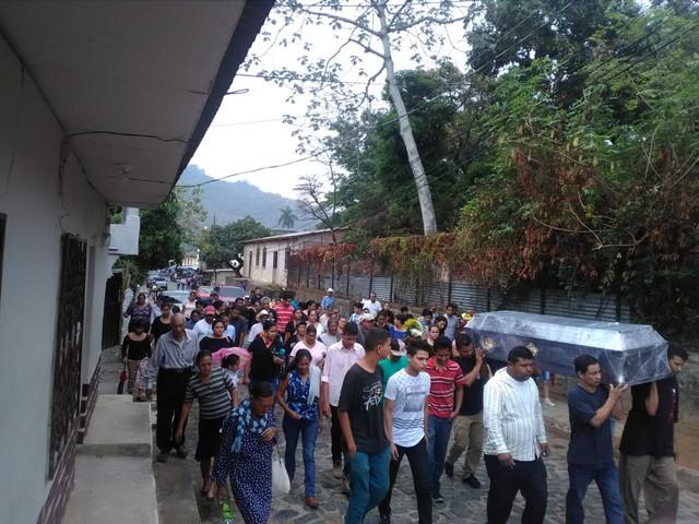 Domingo triste en Sabanagrande