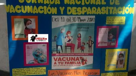 Inicia en Sabanagrande Francisco Morazán Jornada Nacional de Vacunación y Desparasitación 2021