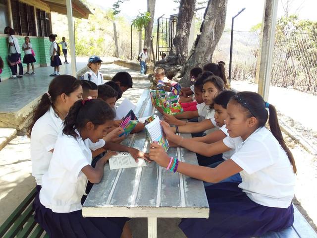 Más de mil 600 escolares resultan beneficiados con el programa Comprensión Lectora