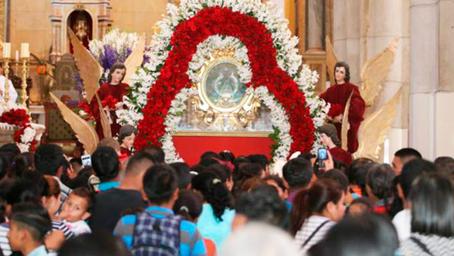 Suspendidas peregrinaciones en conmemoración al aniversario de la Virgen de Suyapa