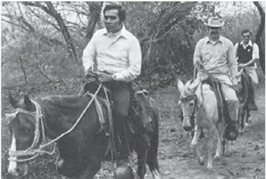 El recuerdo de un embajador de los Estados Unidos que llegó a Sabanagrande tras la tragedia del Hura