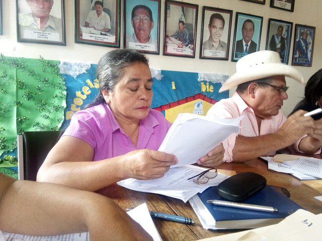 Vice alcalde de Sabanagrande toma posesión de cargo tras ser juramentada