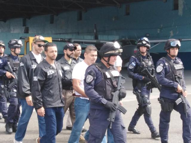 Otro hondureño es  extraditado hacia los Estados Unidos