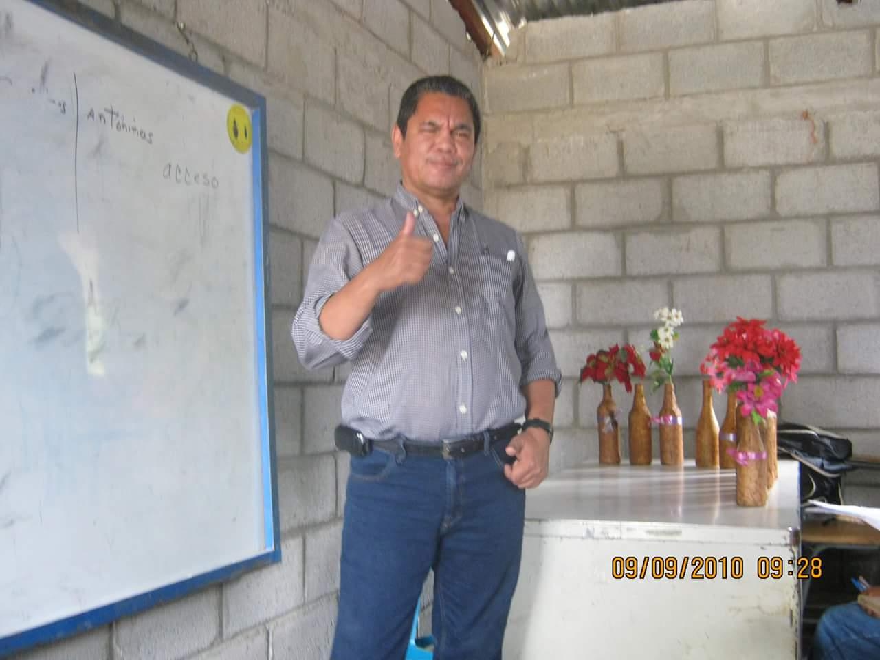 Prof. Omar Varela (QDDG)