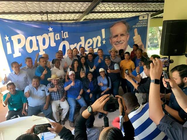 Se abre la fiebre política en los municipios del sur de Francisco Morazán