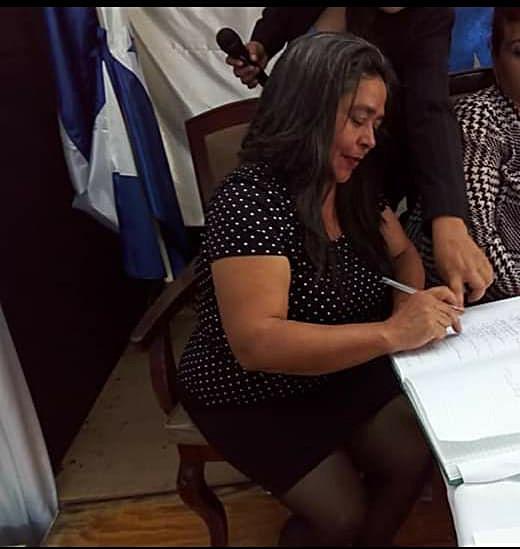 Sabanagrande tiene nueva Vice-Alcaldesa