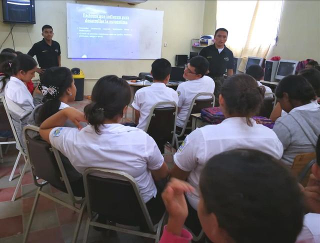 IGTFM de Sabanagrande inicia jornadas de capacitación para prevenir el consumo de drogas y alcohol