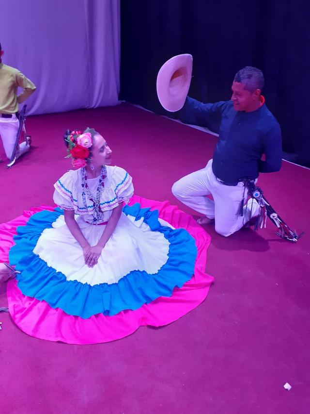 Sabanagrande, Francisco Morazán presente en Festival de Danza Folklórica Internacional