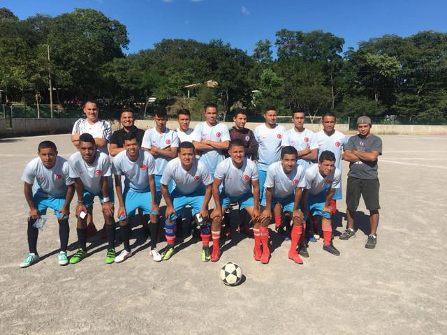Fin de semana para disfrutar del fútbol en varias canchas del sur de Francisco Morazán