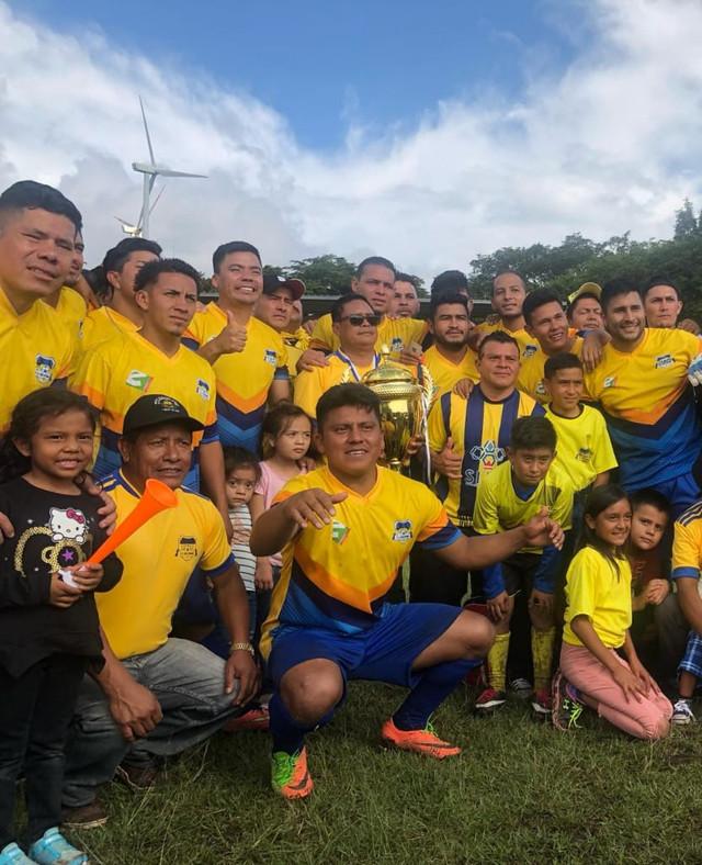 En Penales Reforma se corona campeón de Santa Ana Francisco Morazán y se lleva  la Copa  a la comuni