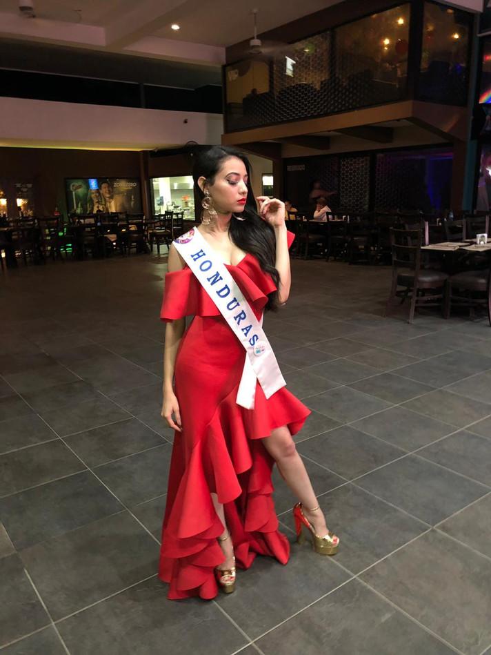 Sabanagrande F.M. de nuevo presente en Certamen de Belleza  Internacional