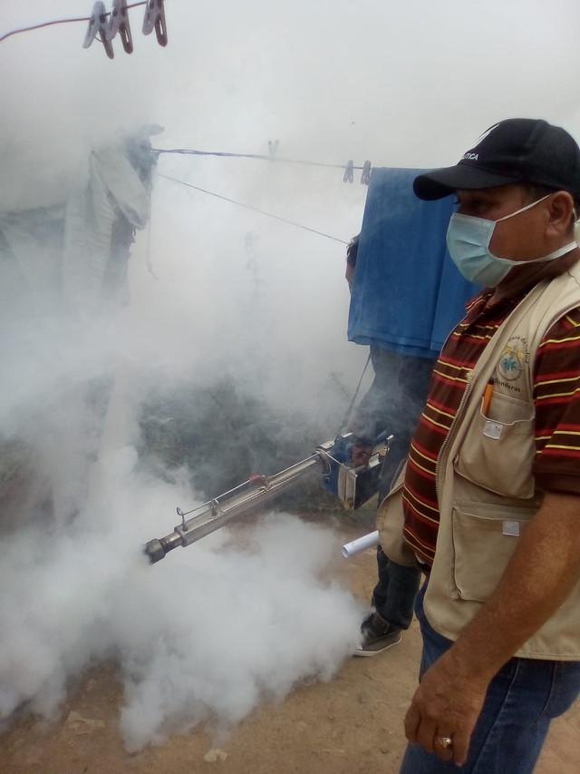 De manera silenciosa el dengue hemorrágico acecha igual que el COVID 19
