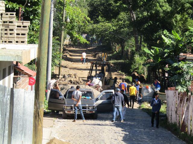 """Inician construcción de lo que será """"La Avenida de Los Estudiantes"""""""