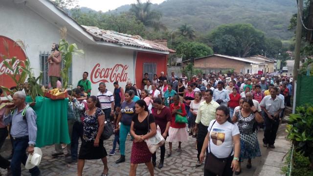 Agricultores celebran el día de su Santo Patrón San Isidro Labrador