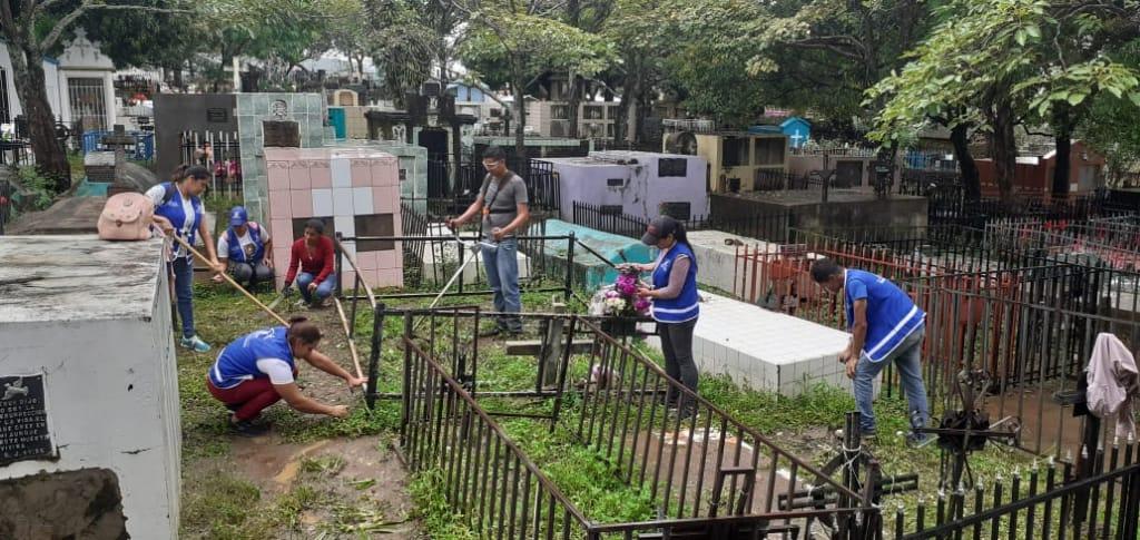 Cementerio General de Sabanagrande