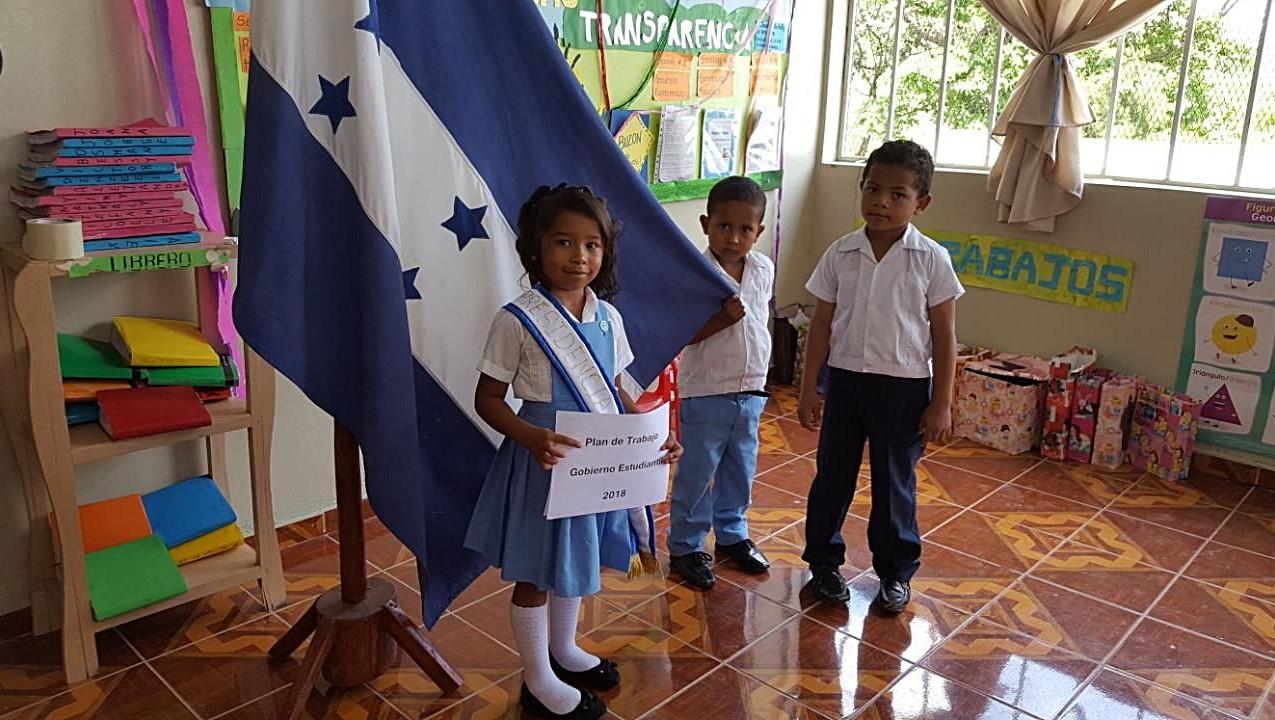 Centro de Educación Básica Vitalina Pérdomo aldea El Calvario