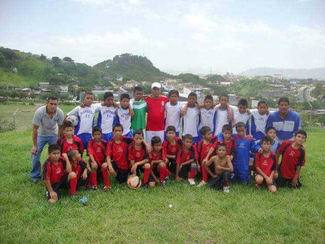 De viaje en Tegucigalpa