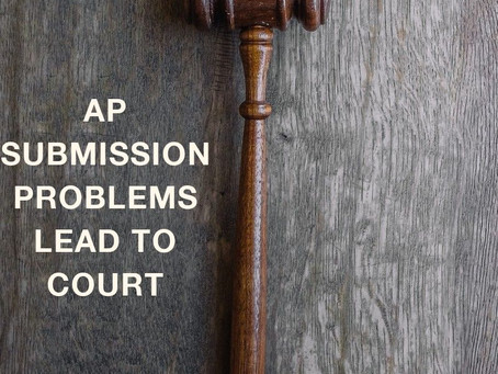 Mismanaged AP Exams Leads To Lawsuit
